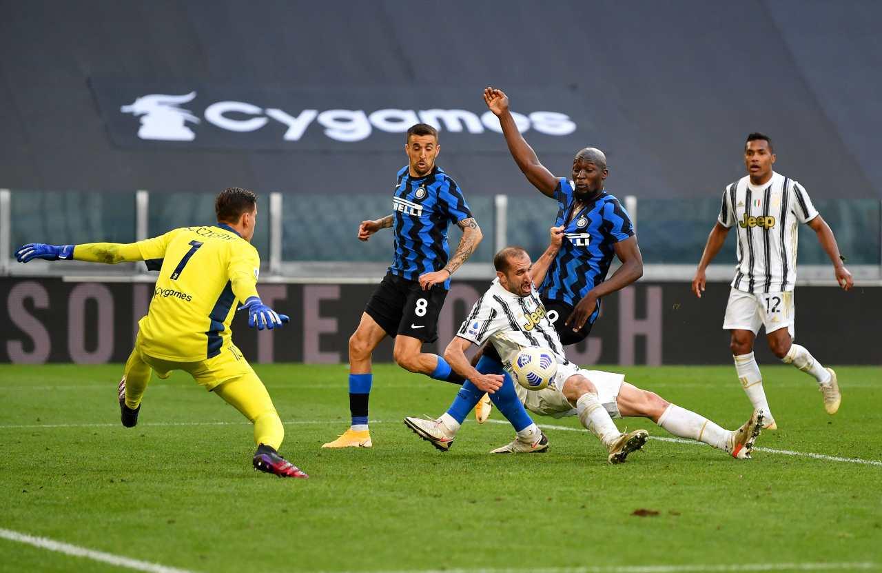 Juve Inter Bergonzi Calvarese