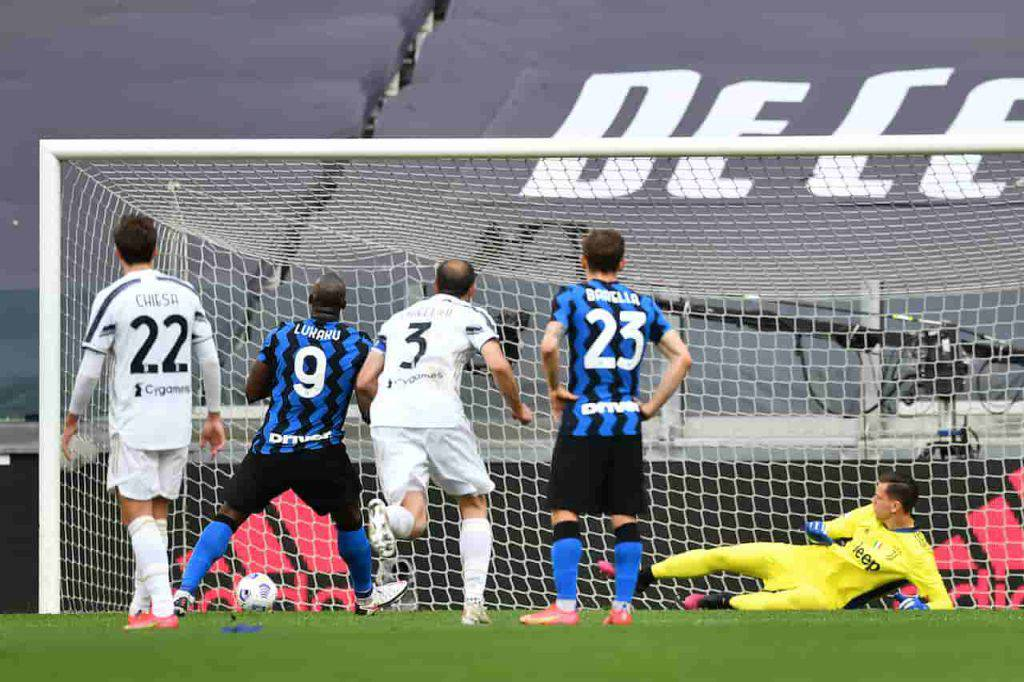 Juve Inter Chiellini autogol (Getty Images)