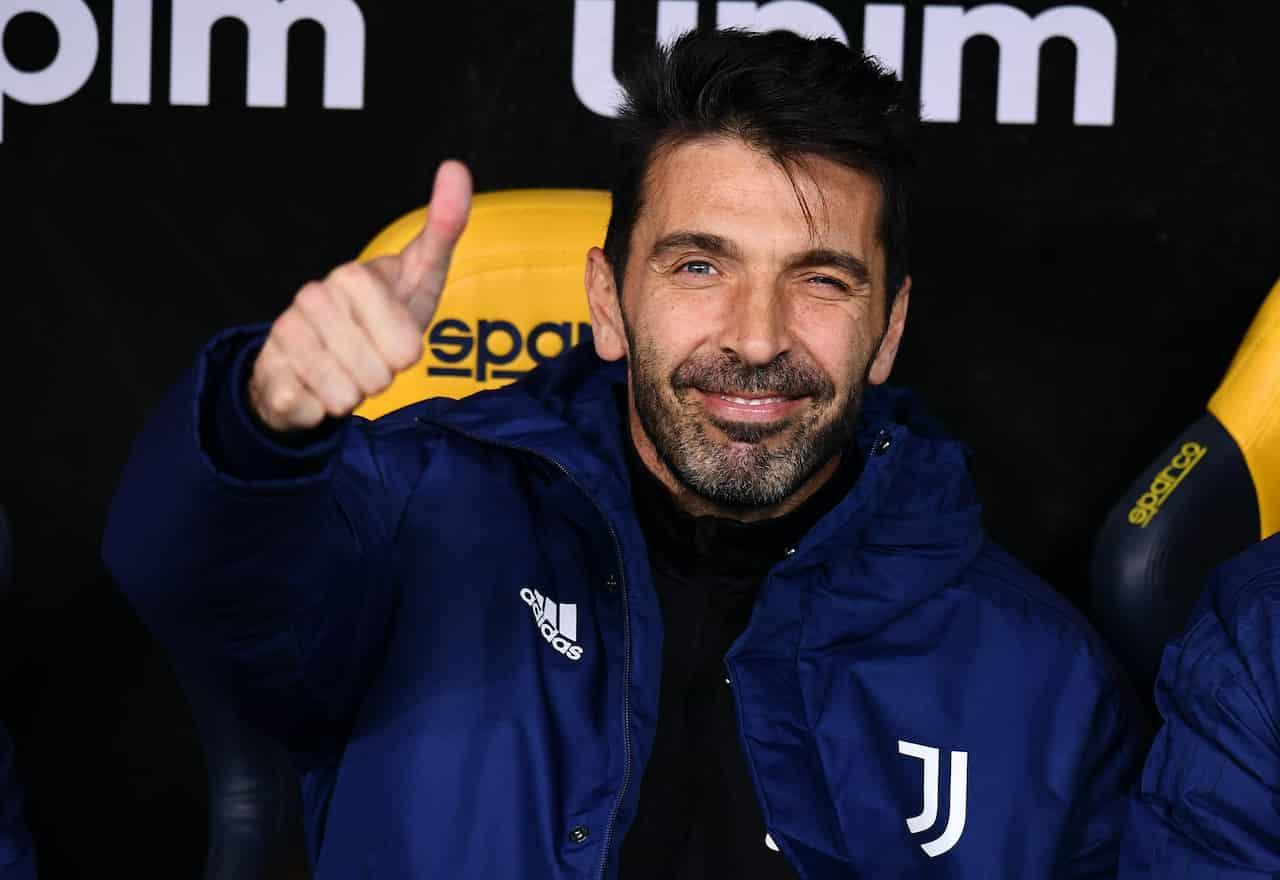 Juventus Buffon Belenenses