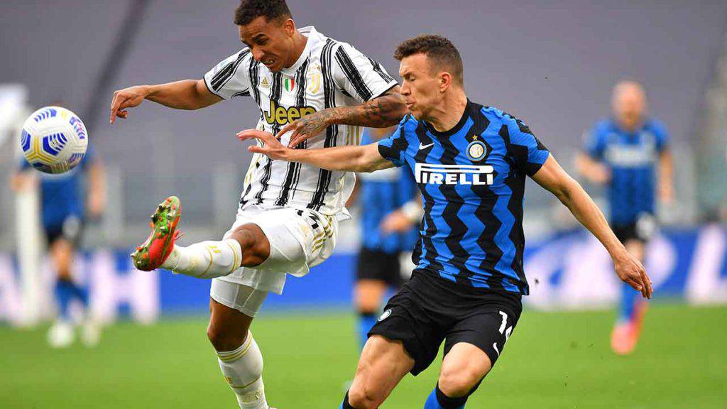 I nerazzurri cadono all'Allianz Stadium (Getty Images)