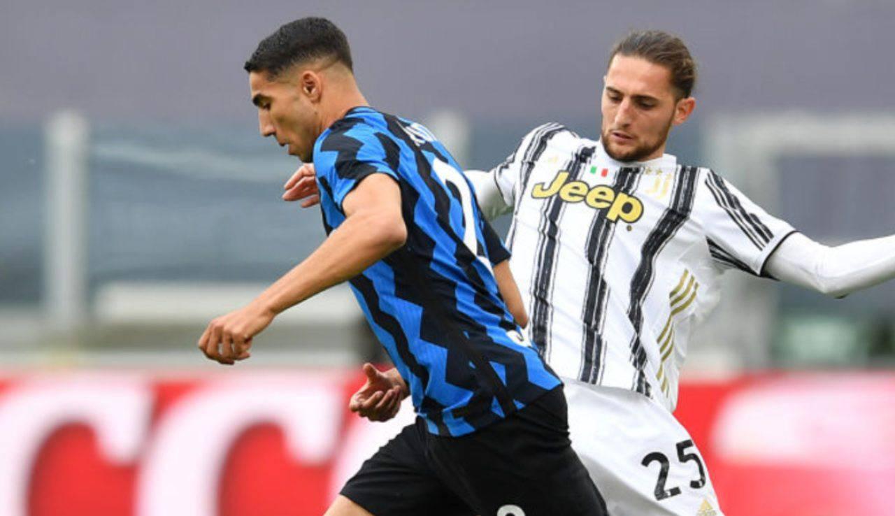 Juventus-Inter LIVE