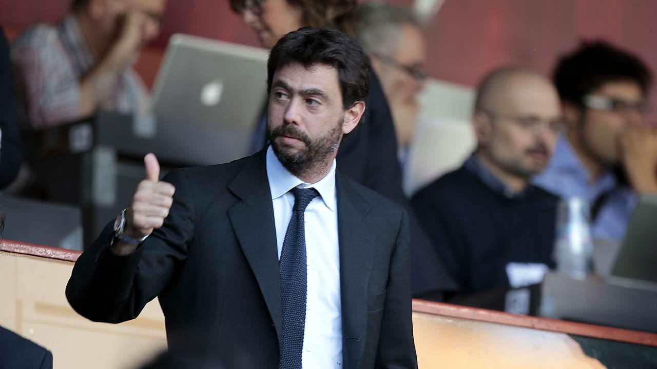 Juventus Milan Agnelli