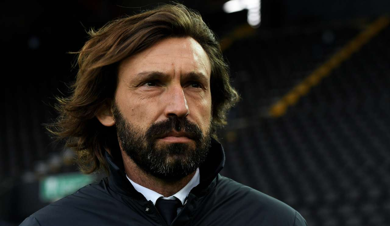 Juventus Milan Pirlo