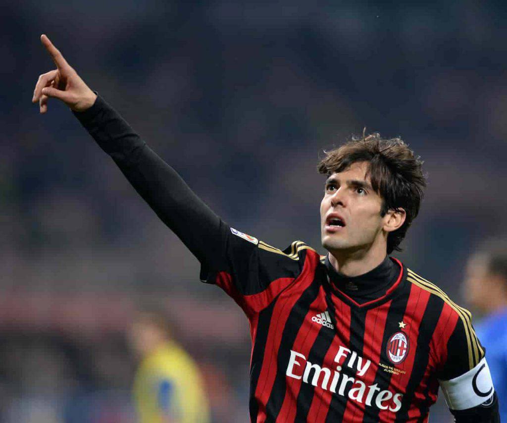 Juventus Milan kakà su Ibrahimovic (Getty Images)