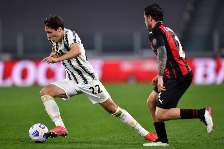Juventus Milan Highlights