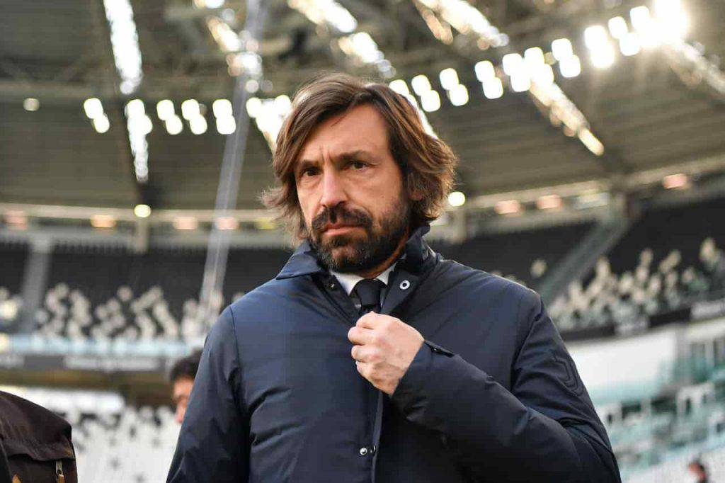Juventus Pirlo frecciata di Piccinini (Getty Images)