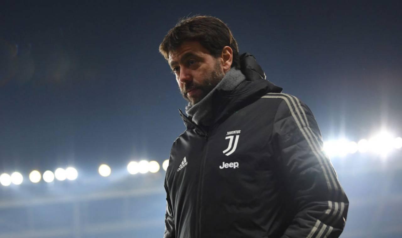 Juventus Real Madrid Barcellona indagate