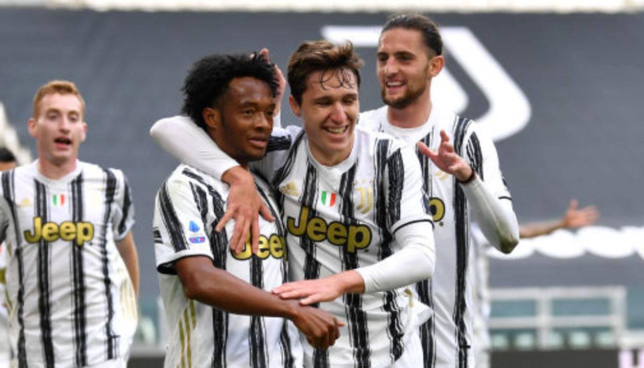 Juventus svelata la maglia