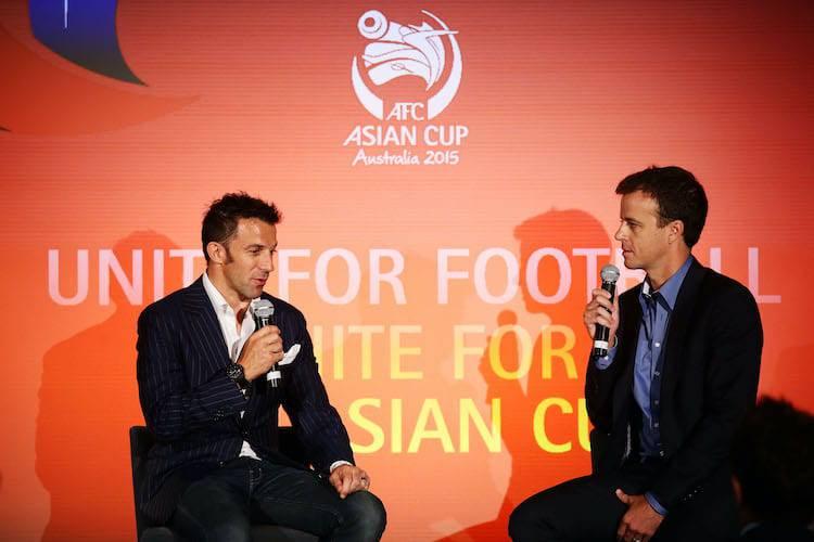 Khaby su TikTok con Del Piero (Getty Images)