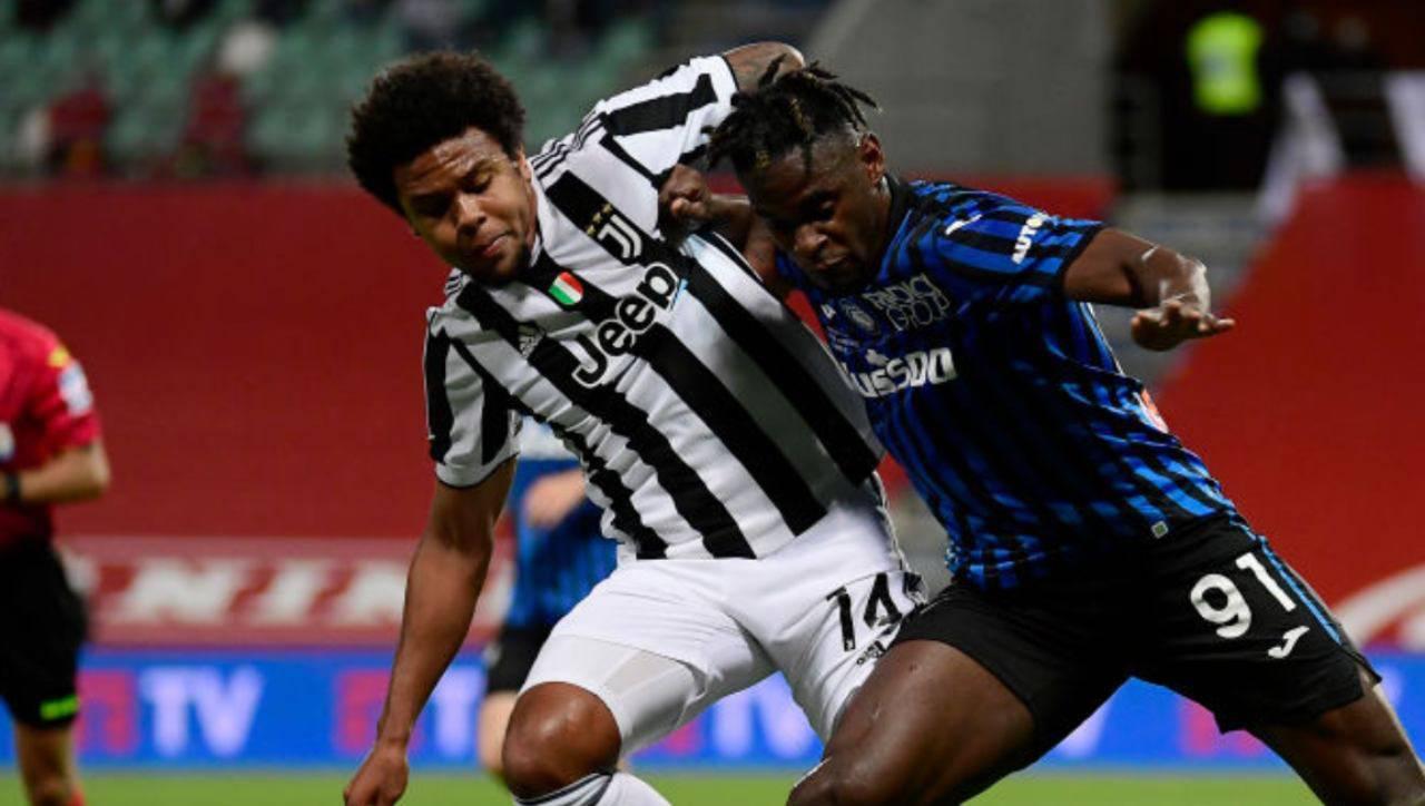 LIVE Atalanta-Juventus