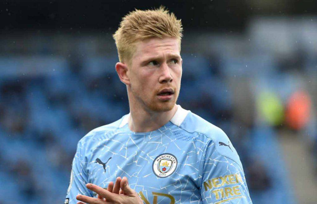 Kevin De Bruyne infortunio (Getty Images)
