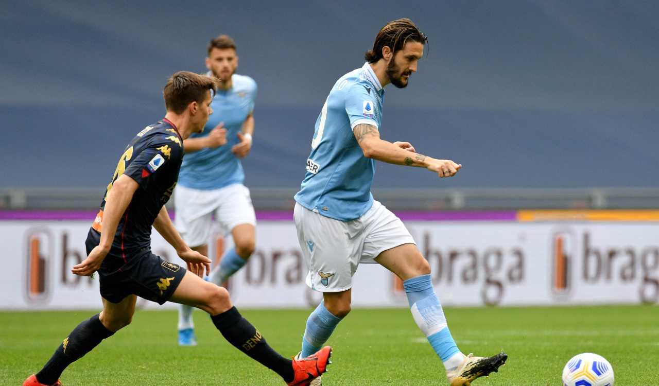 Lazio Genoa highlights
