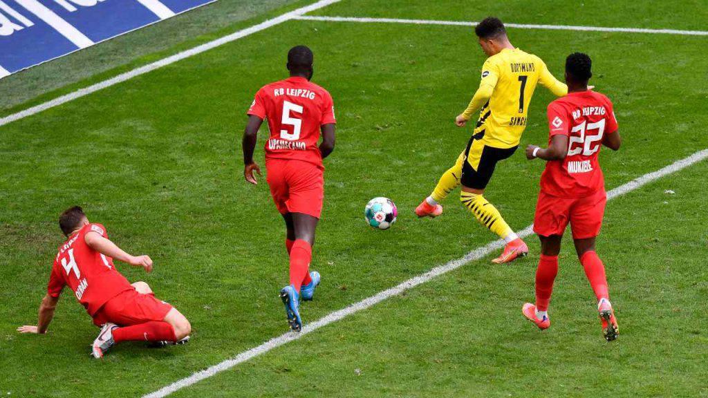 Lipsia Borussia Dortmund