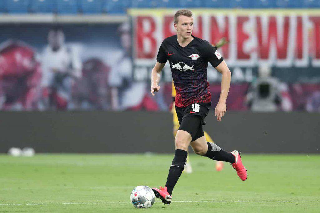 Lukas Klostermann FIFA aneddoto (Getty Images)