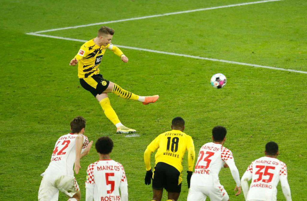Mainz Borussia Dortmund