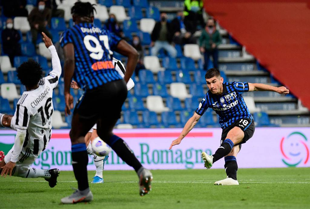 Atalanta Juventus Malinovskyi