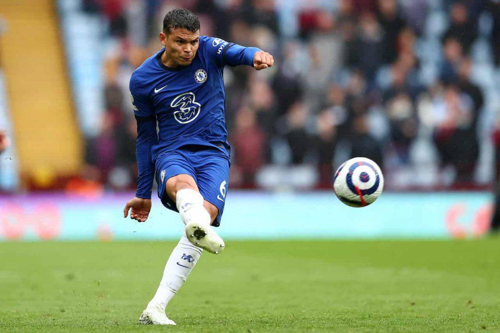 Man City Chelsea Thiago Silva record (Getty Images)