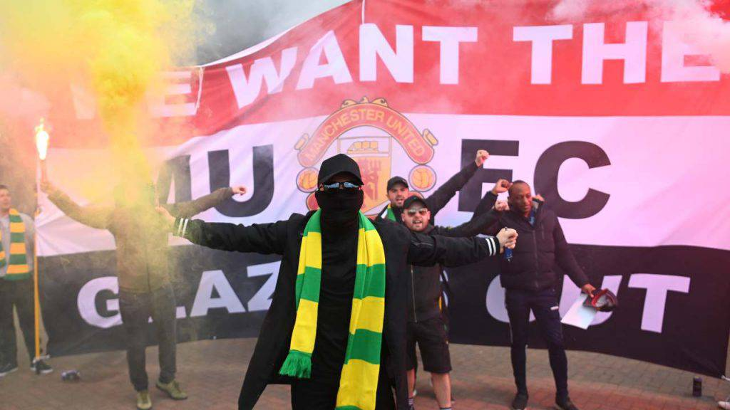 Man United sponsor