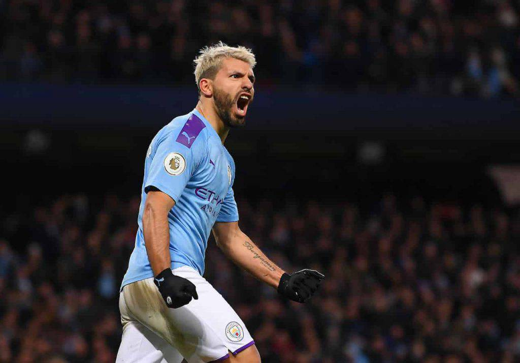 Manchester City Aguero (Getty Images)