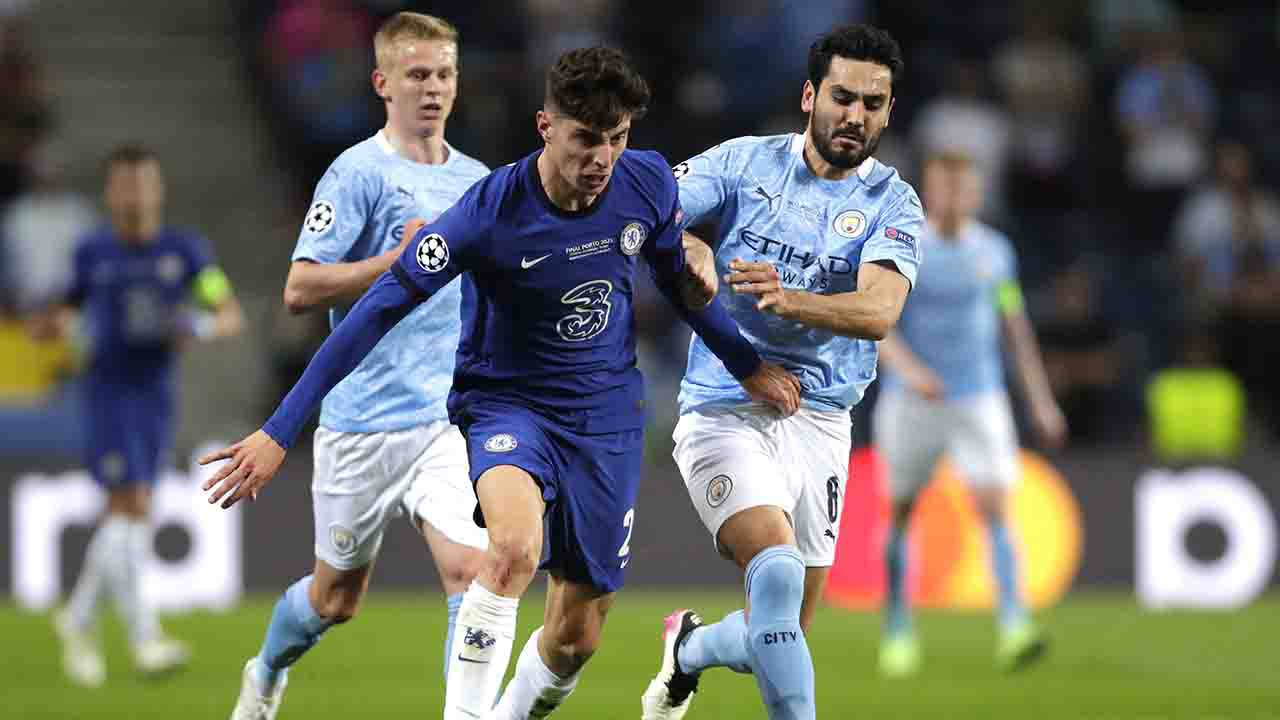Manchester City Pagelle