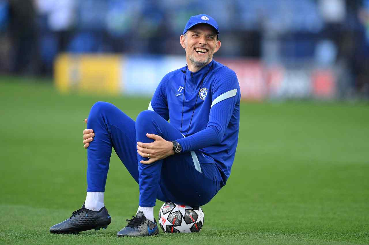 Manchester City Chelsea Tuchel