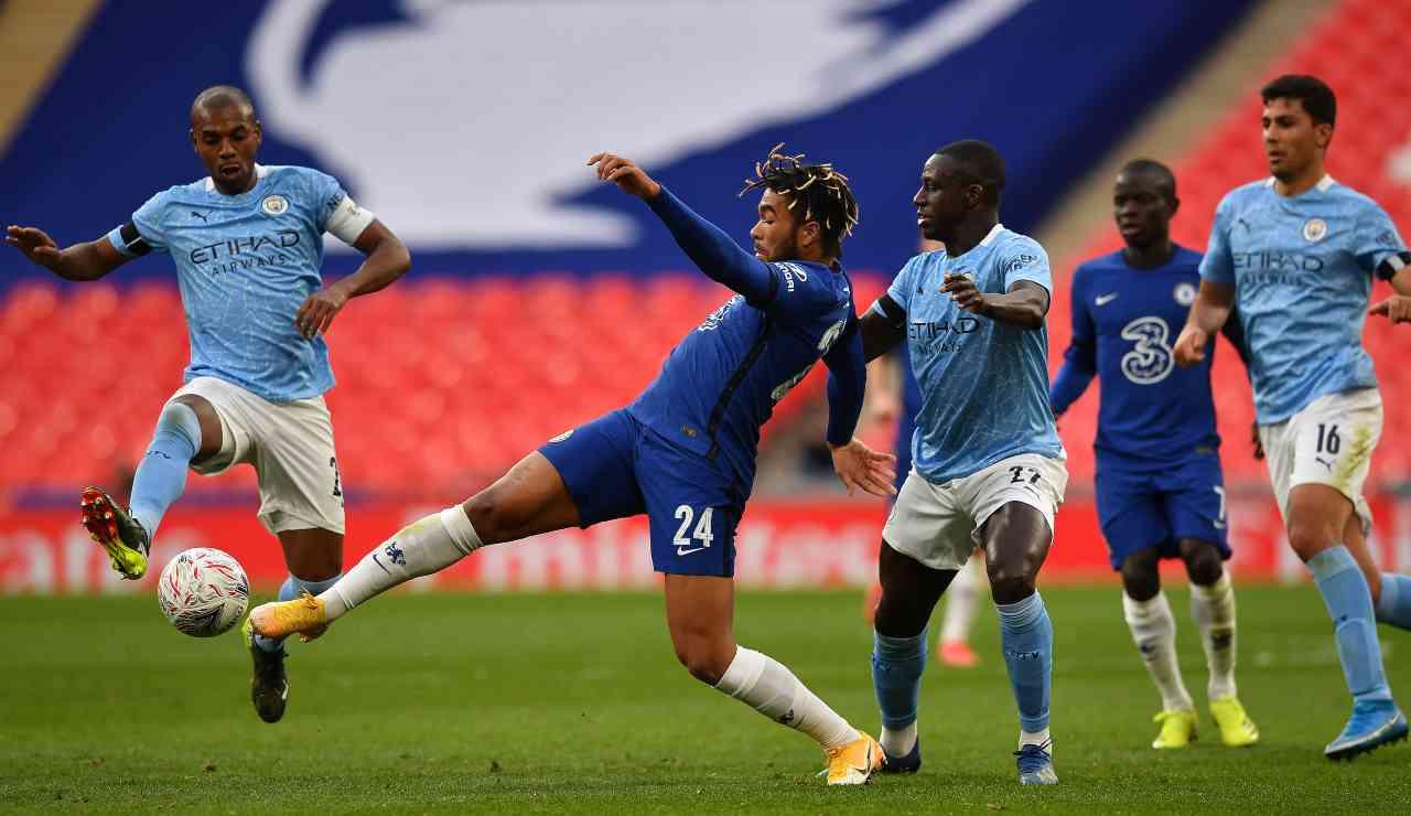 Manchester City Chelsea