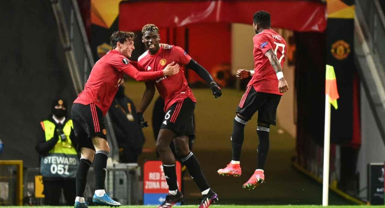Roma-Manchester United dove vederla