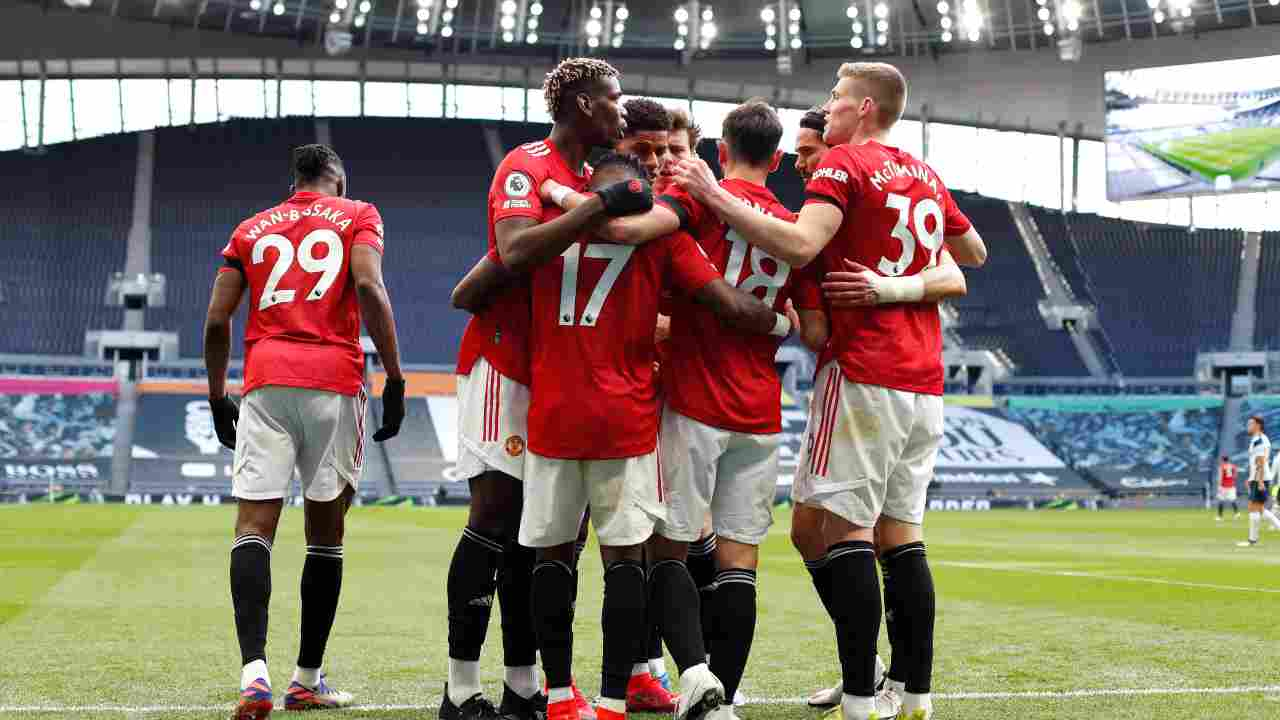 Manchester United Kane
