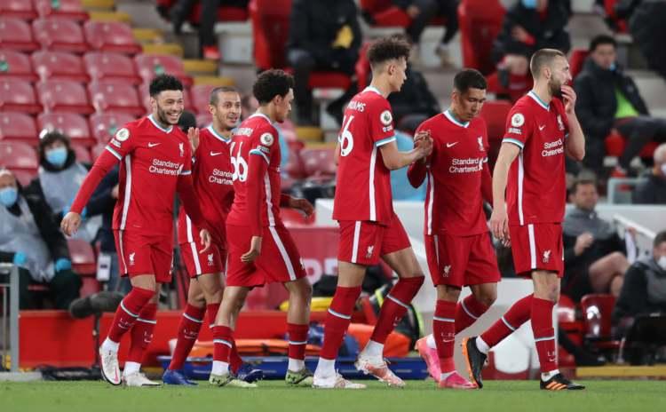 Roma Liverpool maglia trasferta simile (Getty Images)
