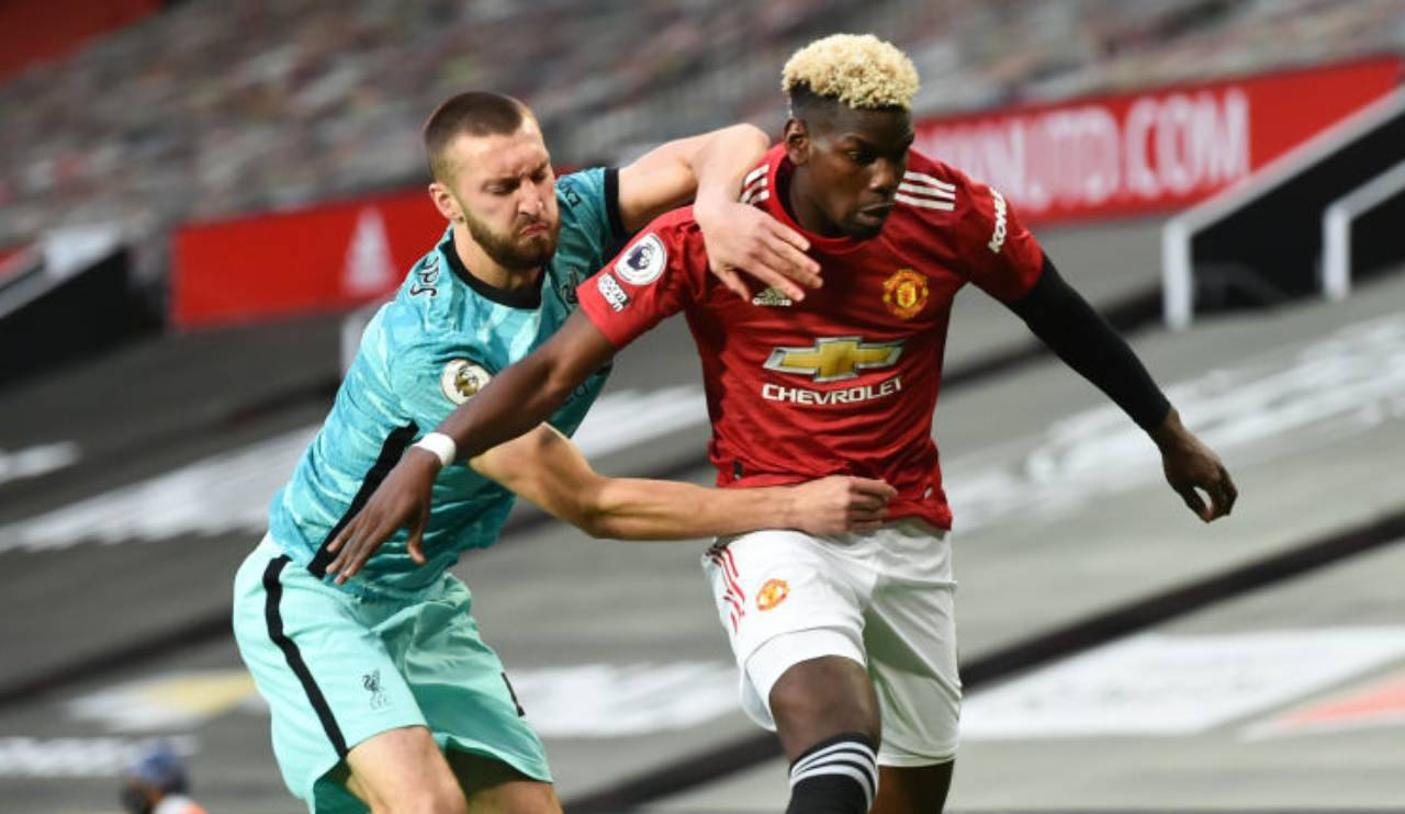 Manchester United-Liverpool LIVE