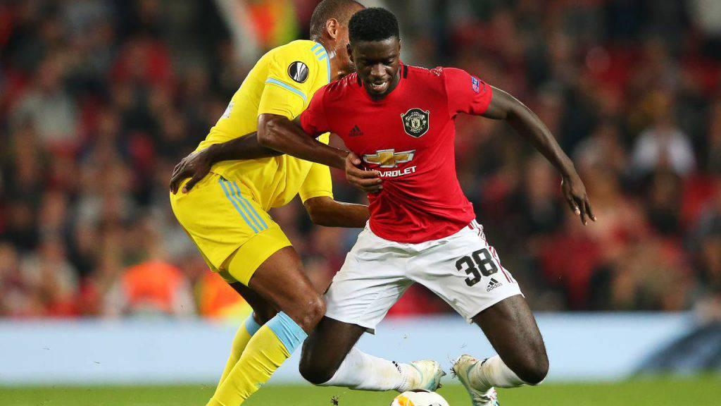 Manchester United Tuanzebe Smartwatch