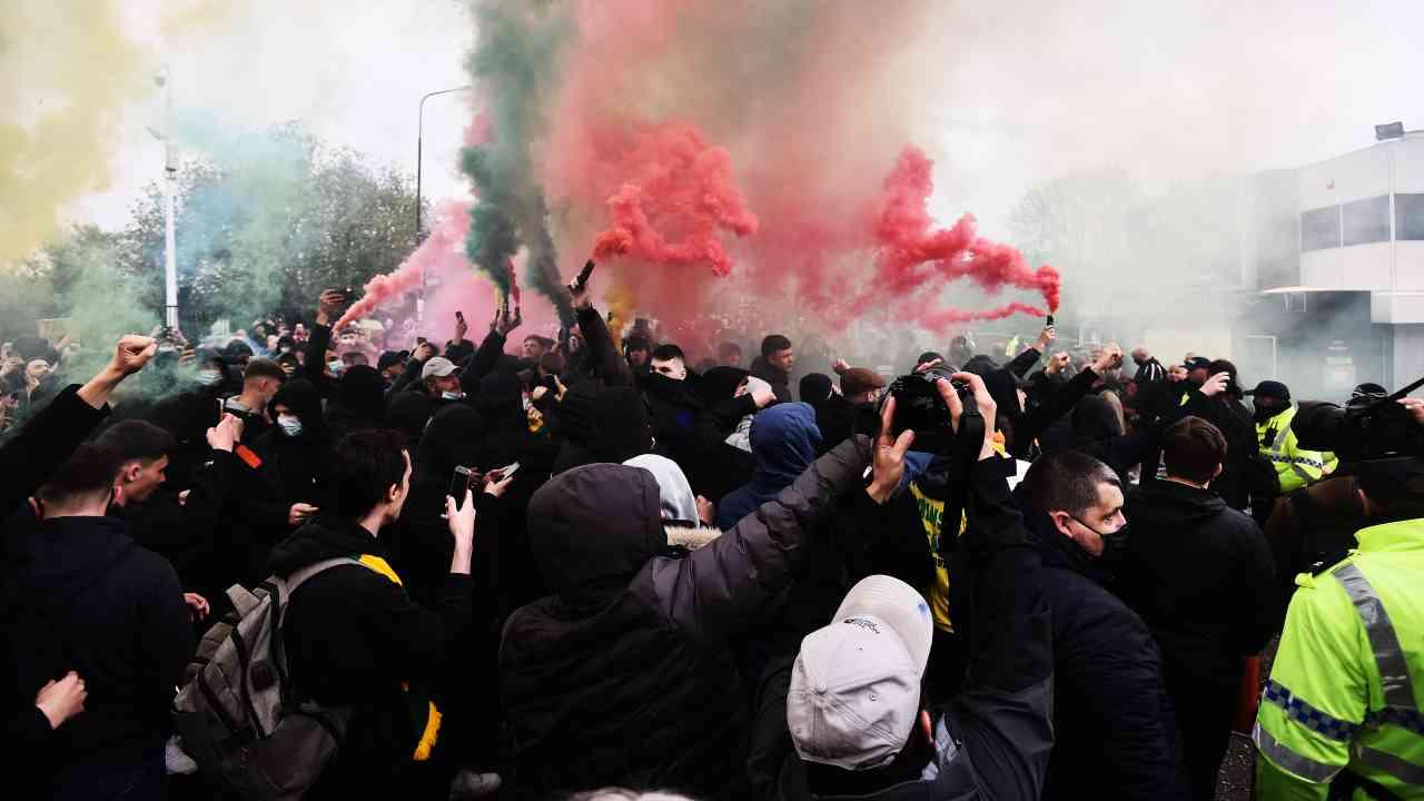 Manchester United Villareal