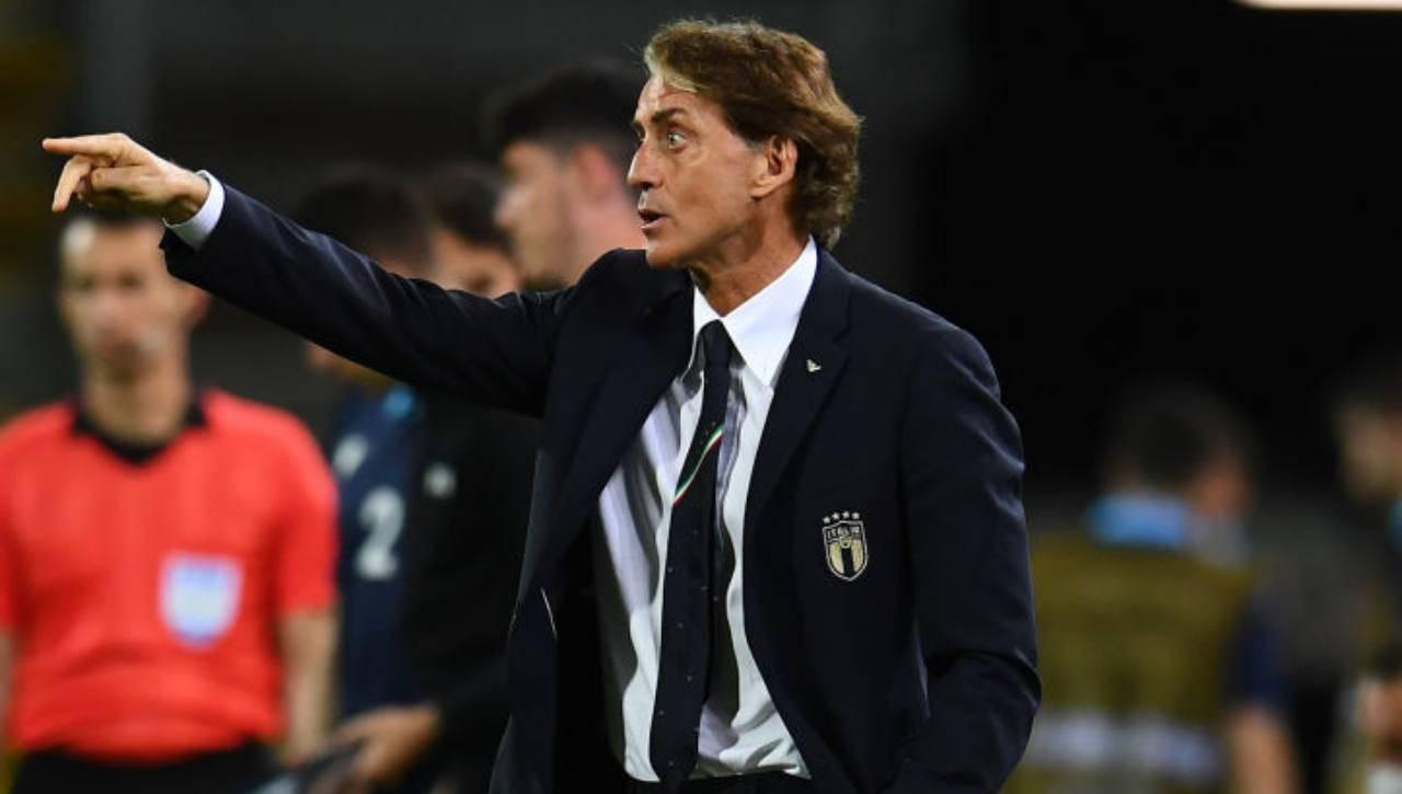 Mancini ct Italia