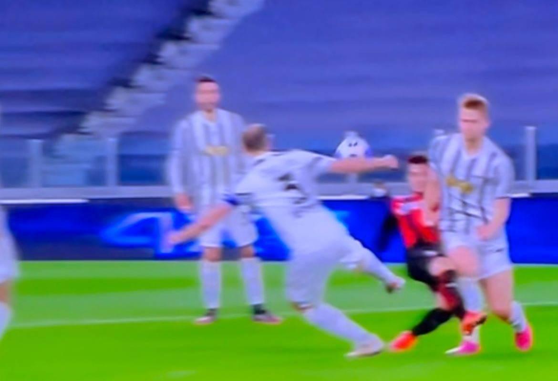 Moviola Juventus Milan