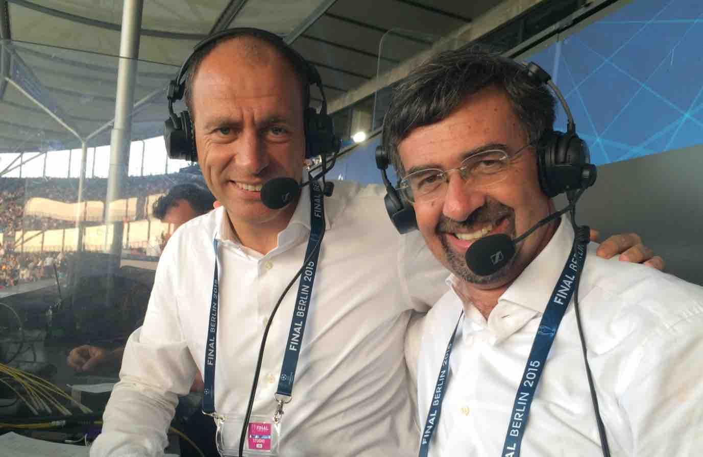 Marchegiani e la finale di Champions League