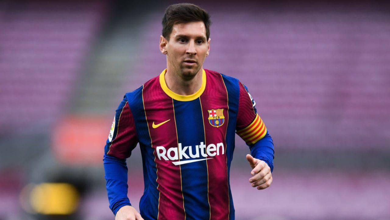 Messi Madrid