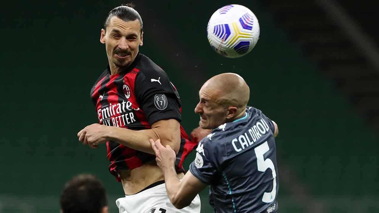 Milan Benevento Pagelle