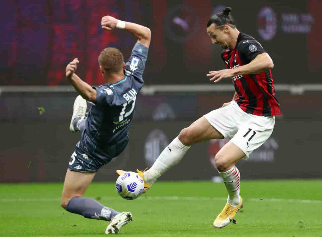 Milan Benevento highlights (Getty Images)