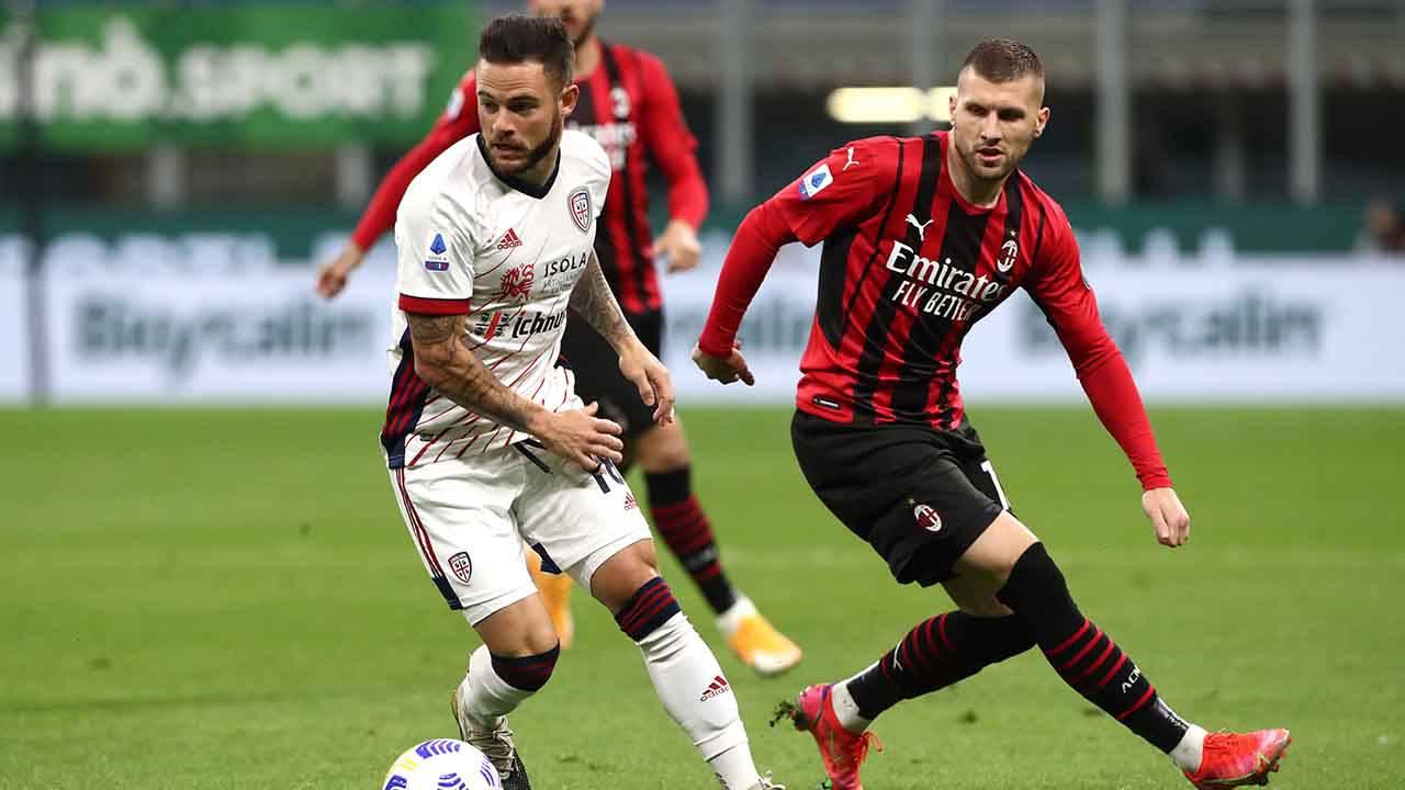 Milan Cagliari Pioli