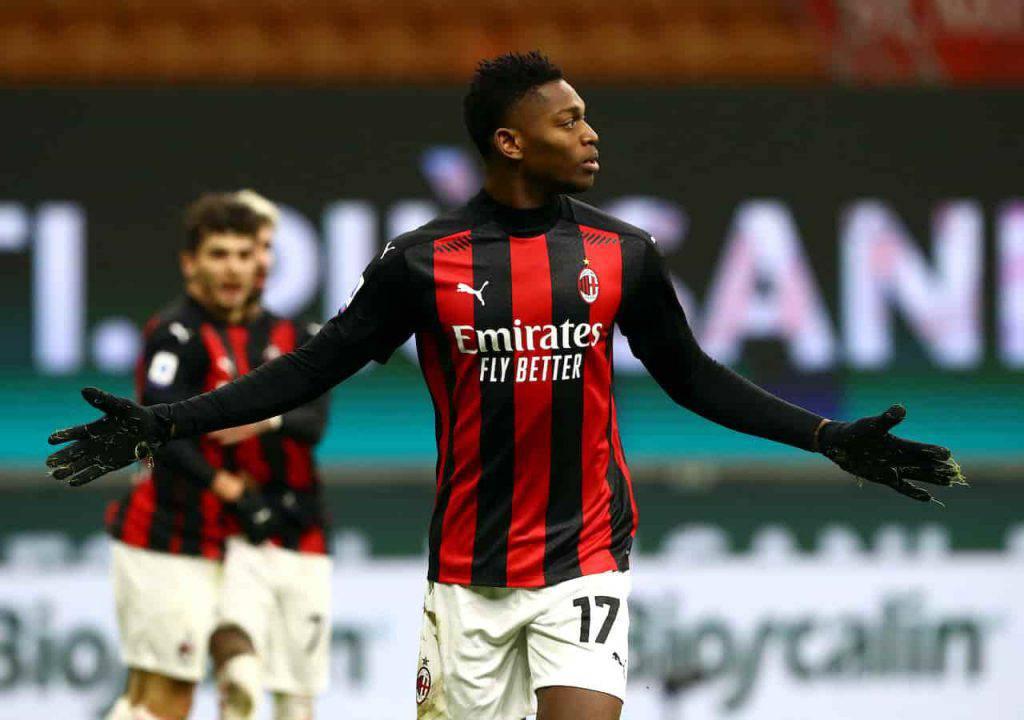 Milan nuova maglia cerimonia presentazione (Getty Images)