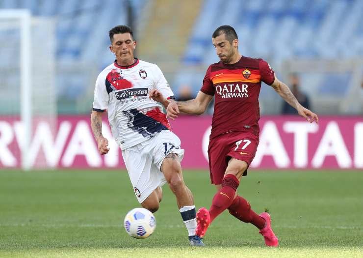 Mkhitaryan Roma Milan
