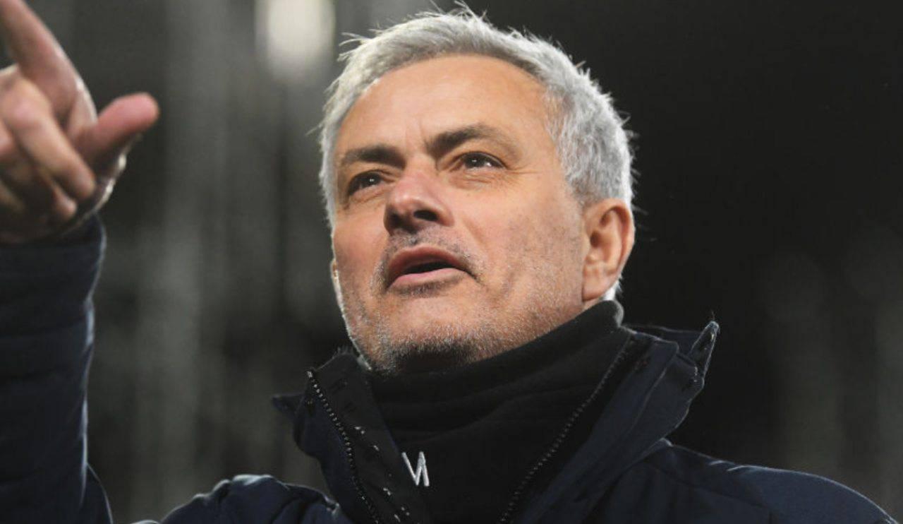 Mourinho attende Florenzi a Roma