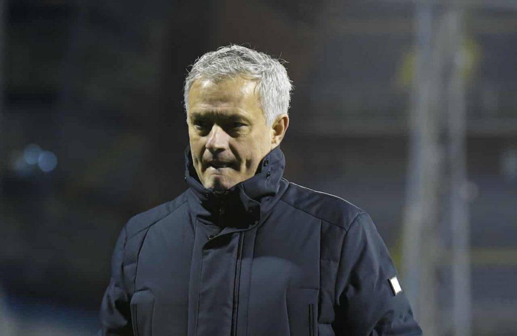 Mourinho Roma il retroscena (Getty Images)