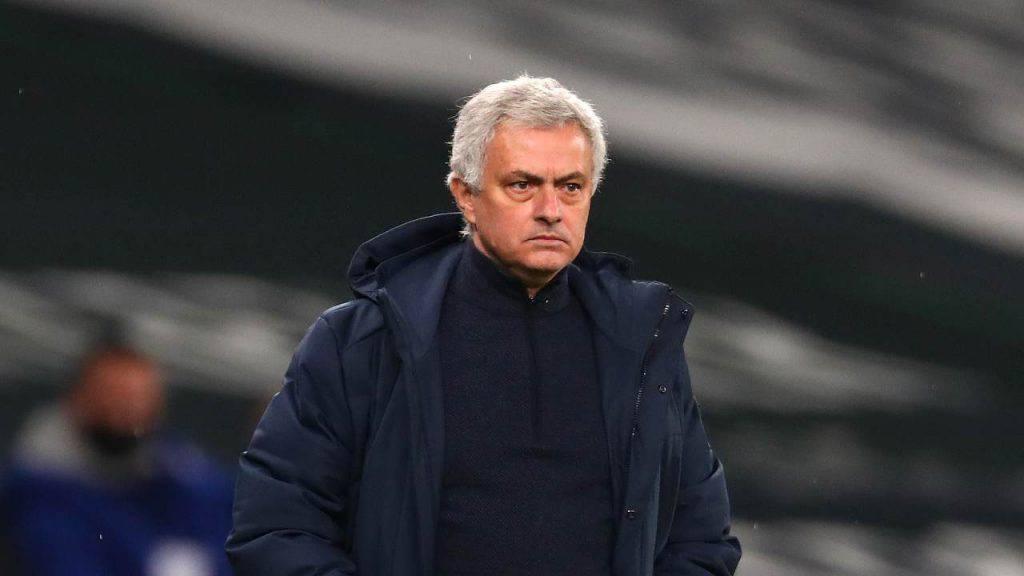 mourinho roma presentazione