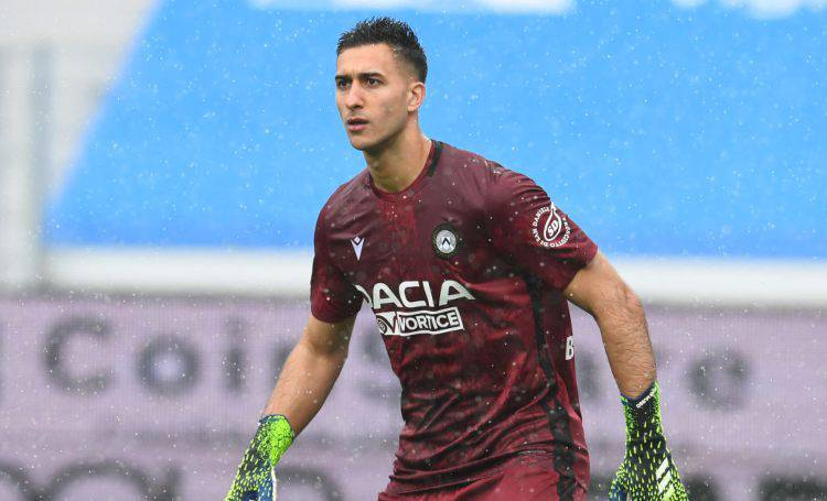 Musso portiere