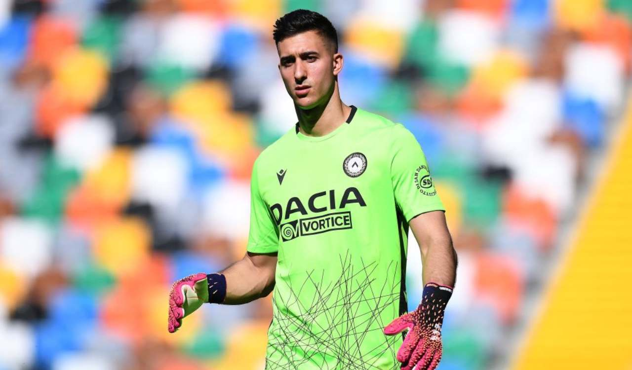 Musso portiere Udinese