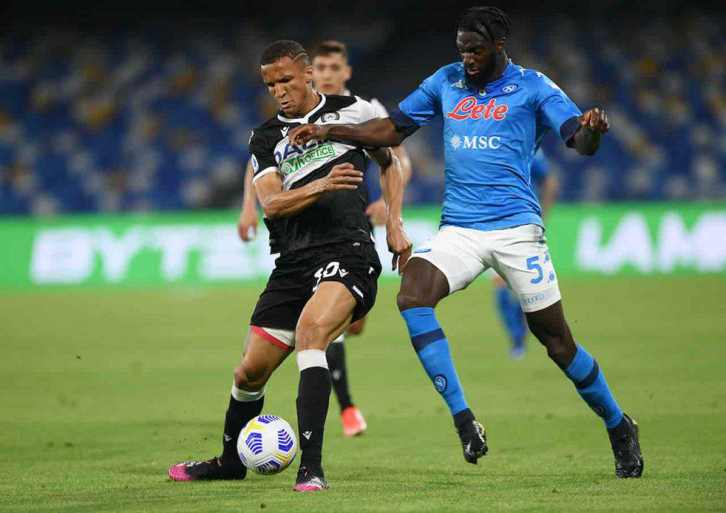 Napoli Udinese highlights (Getty Images)