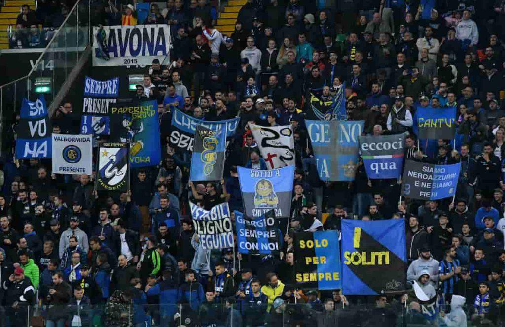 Nota dell'Inter per la festa Scudetto (Getty Images)