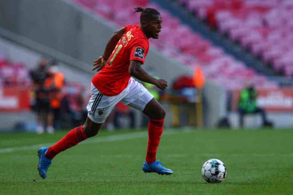 Nuno Tavares Benfica
