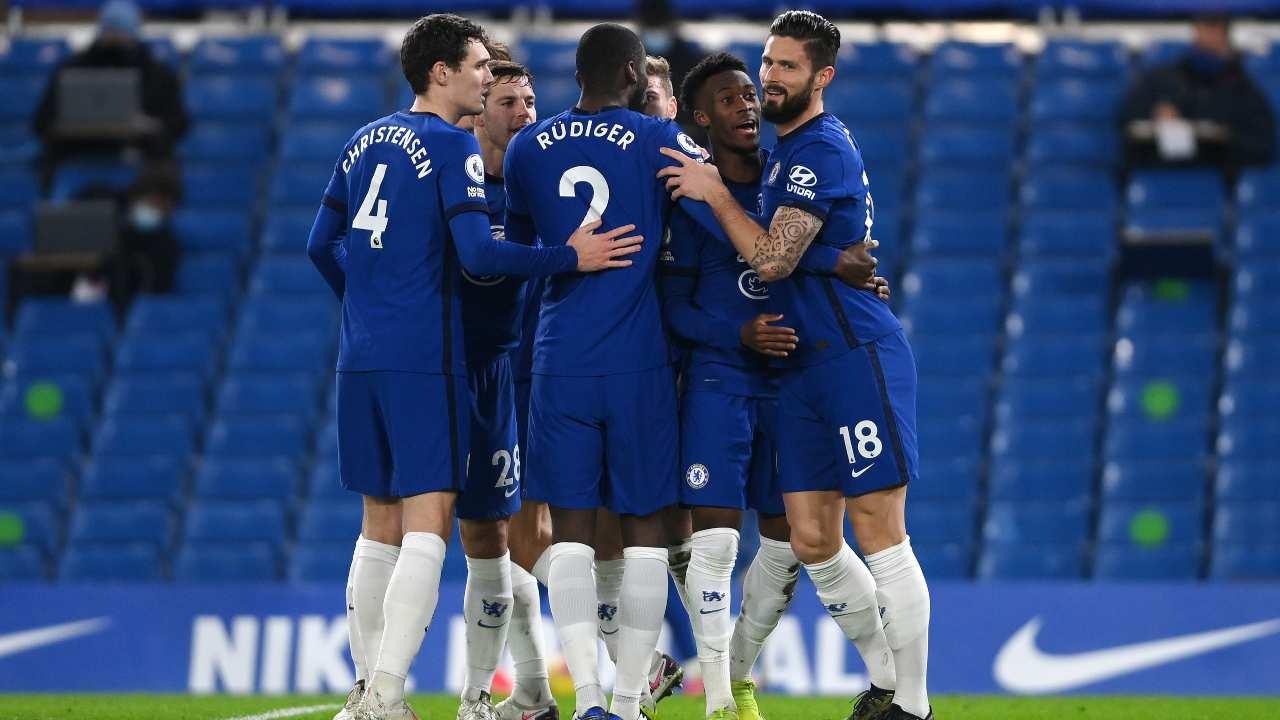 Milan Inter derby di mercato per una stella del Chelsea